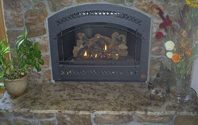 Fireplace Hearth